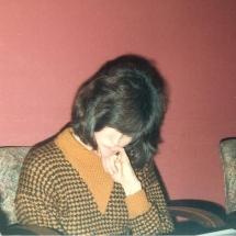 Bedroom Farce Rehearsal Liz Maxwell