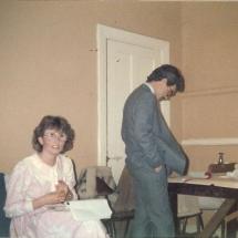 Christine Harte, Ger Kane