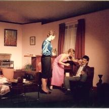 Christine Harte, Geraldine Reidy, Hugh Kane