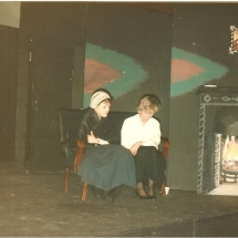 Helen Monaghan, Christine Harte