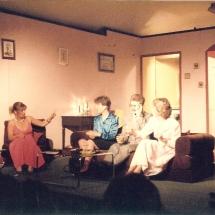 Helena Fagan, Geraldine Reidy, Ger Kane, Christine Harte