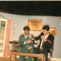 Hugh Kane, Bill...., Geraldine Reidy