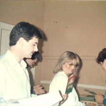 Hugh Kane, Ger Kane, Maggie Higgins. Geraldine Reidy