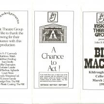 Programme Big Maggie 001