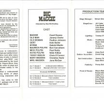 Programme Big Maggie 002