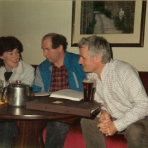 Semi Private Rehearsal Carol Greene, Des Mc Closky, John Breslin
