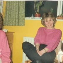 The Factory Girls Cast Party Pauline Harte, Christine Harte, Geraldine Reidy