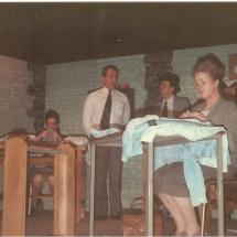 The Factory Girls Hazel Talbot, Des Mc Closky, Bert Carruthers, Pauline Harte