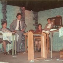 The Factory Girls Liz Maxwell, Bert Carruthers, Hazel Talbot, Nikki Kileen