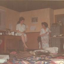 The Factory Girls Liz Maxwell, Hazel Talbot, Martina Blessing, Pauline Harte