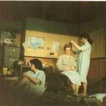 The Factory Girls Martina Blessing, Pauline Harte, Hazel Talbot