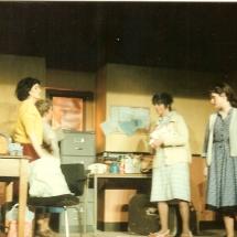 The Factory Girls Martina Blessing, Pauline Harte, Liz Maxwell, Hazel Talbot