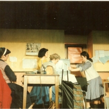 The Factory Girls Nikki Killian, Martina Blessing, Pauline Harte, Hazel Talbot