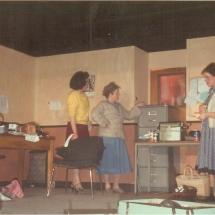 The Factory Girls Nikki Killian, Martina Blessing, Pauline Harte, Hazel Talbot, Liz Maxwell