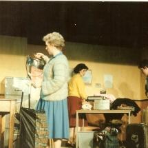 The Factory Girls Pauline Harte, Martina Blessing, Hazel Talbot
