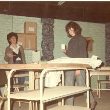 The Factory Girls Setbuilding Carol Greene, Unknown