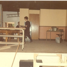 The Factory Girls Setbuilding Maggie Higgins, Marie Madsen, Unknown