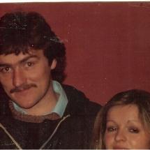 Circa 1984 Brendan O Sullivan & Helena Fagan 001